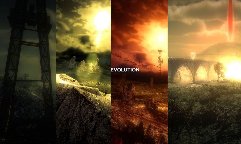 Pluto Evolution