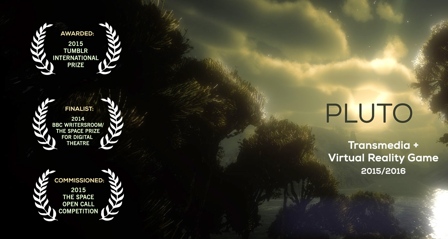 Pluto: Transmedia/VR
