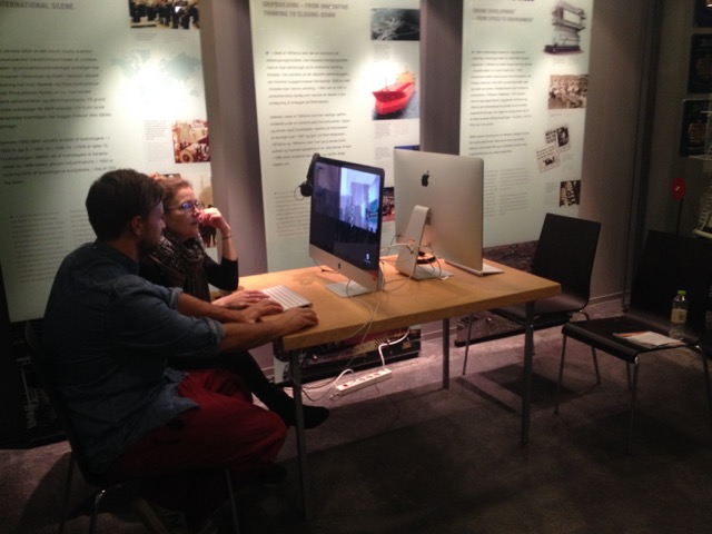 PRISOM Being Played At ICIDS 2015
